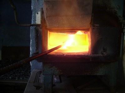 Nebbiu couteaux la forge a gaz - Forge a gaz ...